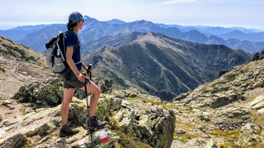 10 choses à savoir sur le trek du GR20 en Corse
