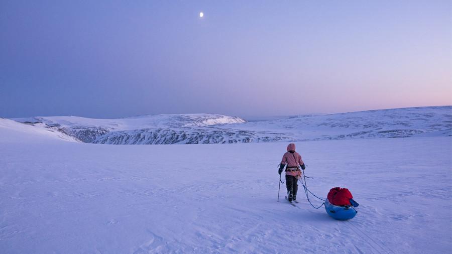 Polar Shadows : une traversée polaire hivernale de 63 jours réussie pour Caroline Côté