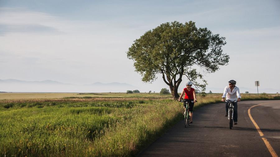 Vélo: 4 belles îles où rouler au Québec