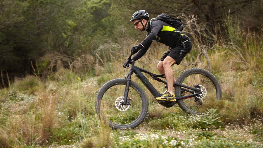 Premiers Championnats du monde de vélo de montagne électrique