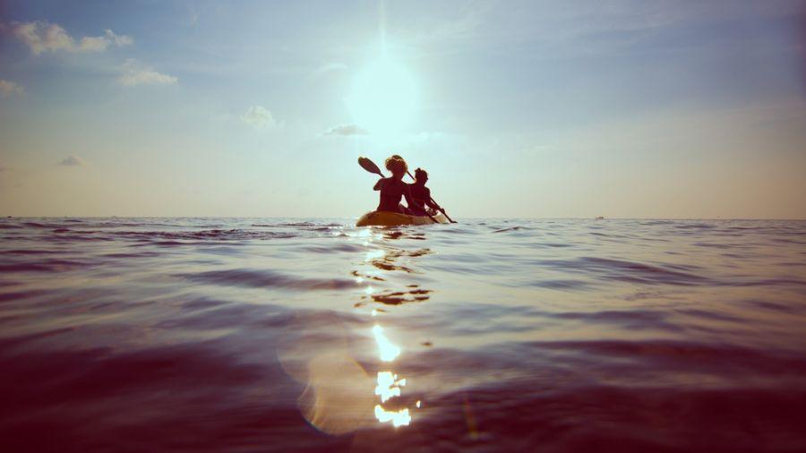 Aventures à réaliser : Kayak de mer dans l'Ouest canadien