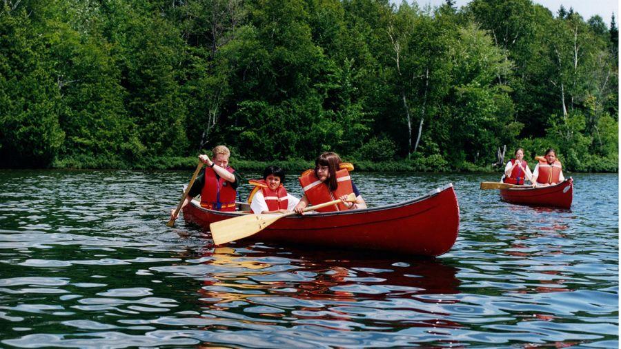 Camps de vacances pour jeunes avides de sensations fortes