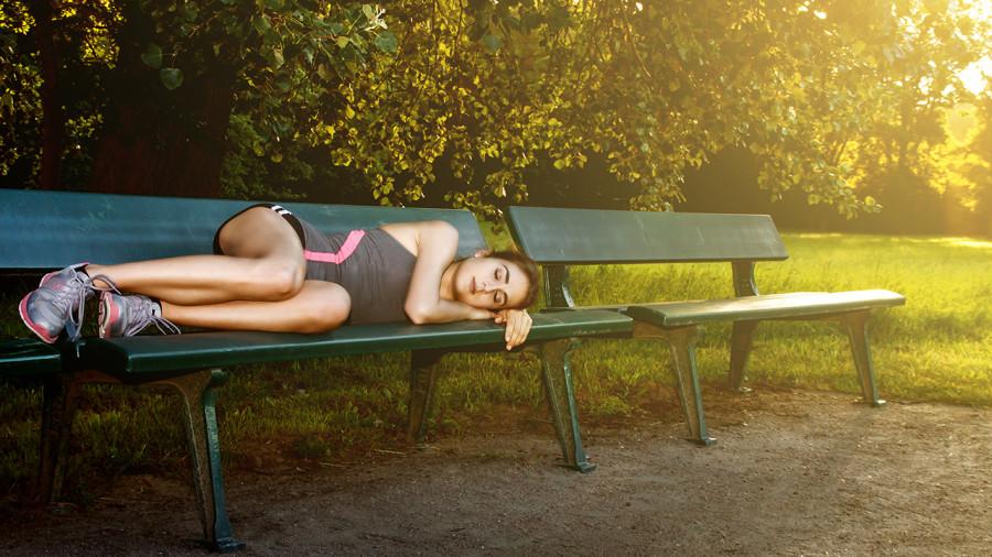 Pourquoi les athlètes sont-ils les pros de la sieste?