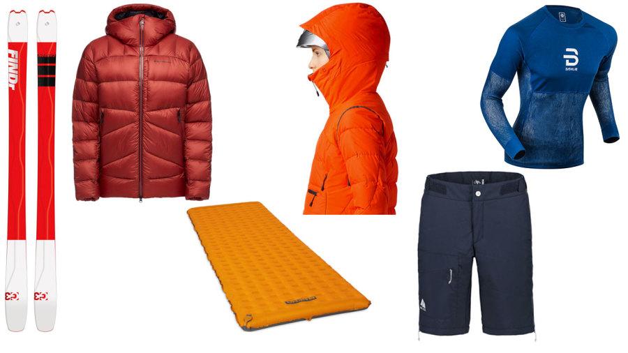 Équipements : Nouveautés pour l'hiver 2020