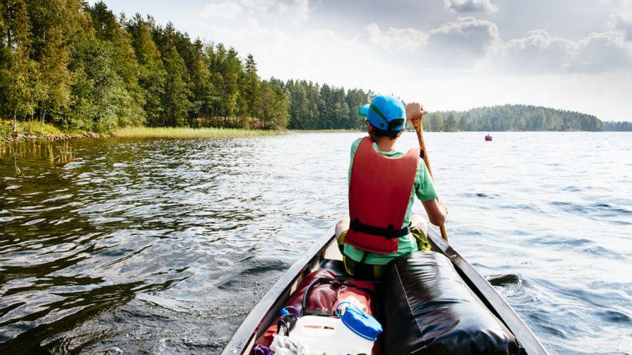 Canot-camping : 7 destinations de rêve