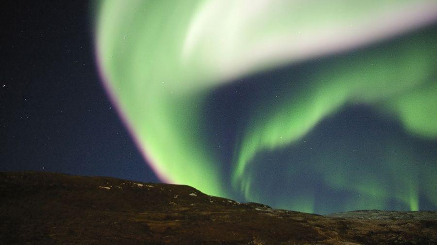 Photographier les aurores polaires