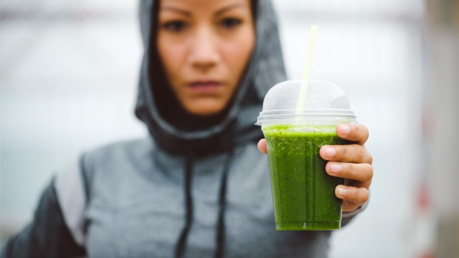 Nutrition : des jus performants