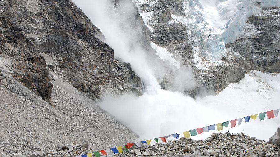La pire catastrophe survenue sur l'Everest