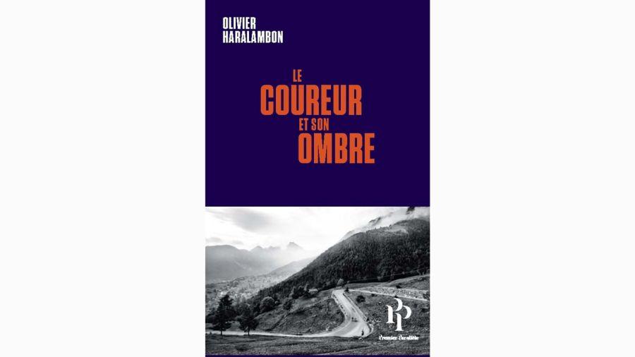 Livre : Le coureur et son ombre, poésie cycliste