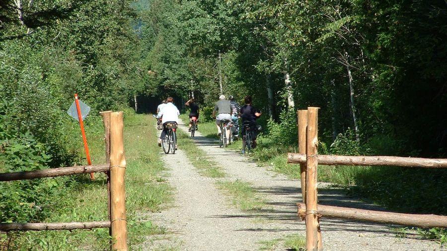 Vacances à vélo : Le Suroît