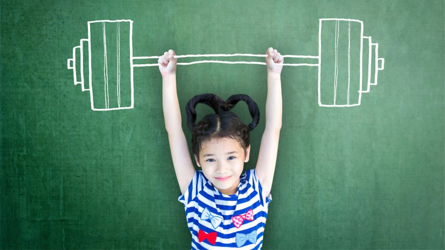 Comment pratiquer la musculation en famille dès l'âge de 5 ans