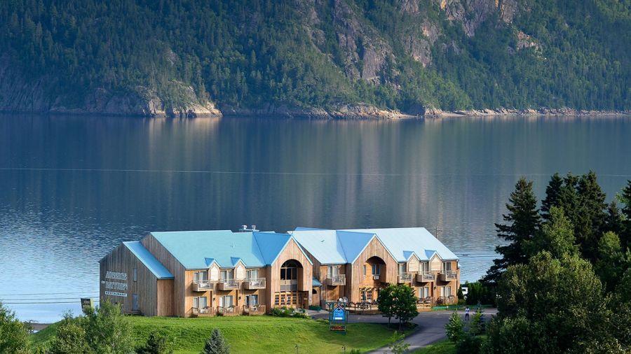 L'Auberge des Battures - Saguenay-Lac-Saint-Jean
