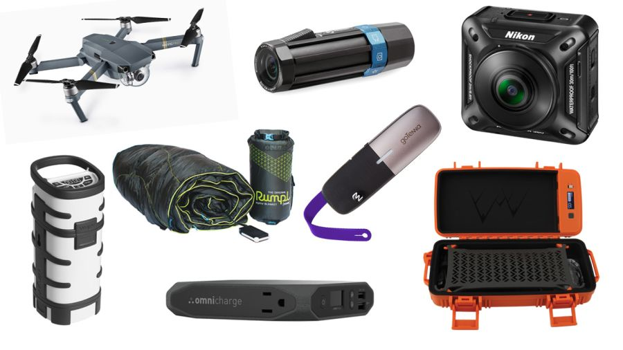 8 gadgets (pas nécessairement) indispensables