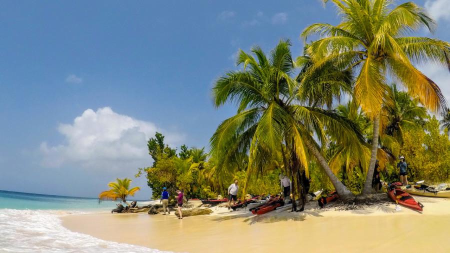 Panama : 9 jours en kayak au pays des Gunas