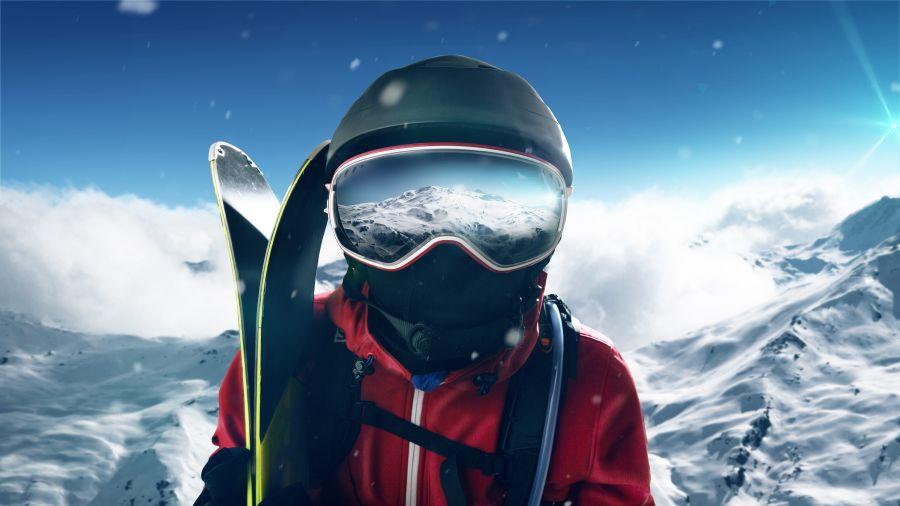 9 lunettes de ski testées sur piste