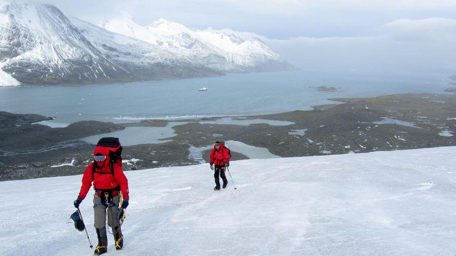Dans les traces de Shackleton