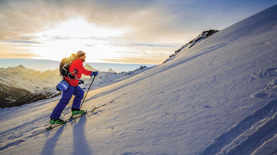 Ski de haute route : équipé pour grimper haut