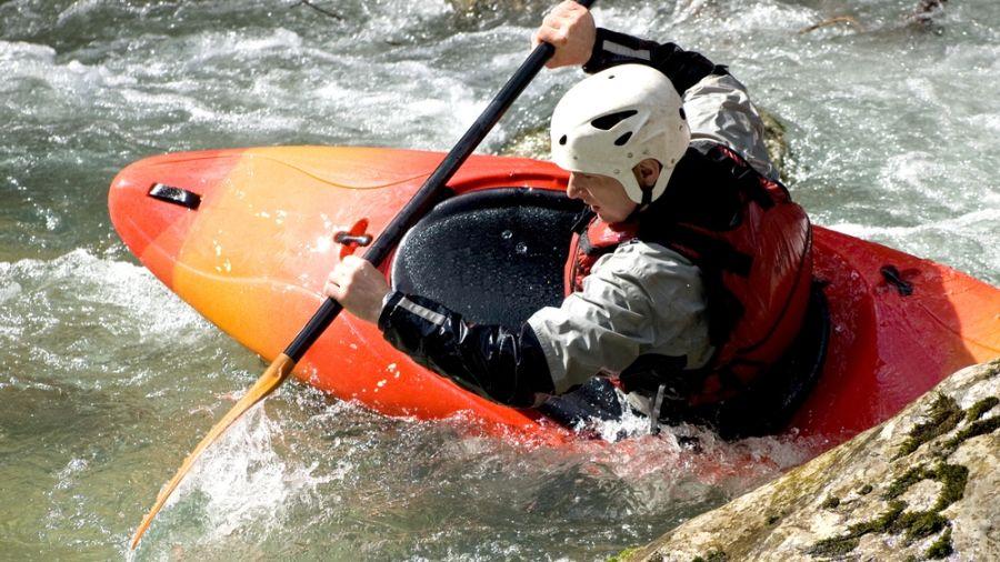 Kayak d'eau vive: Rivière Doncaster