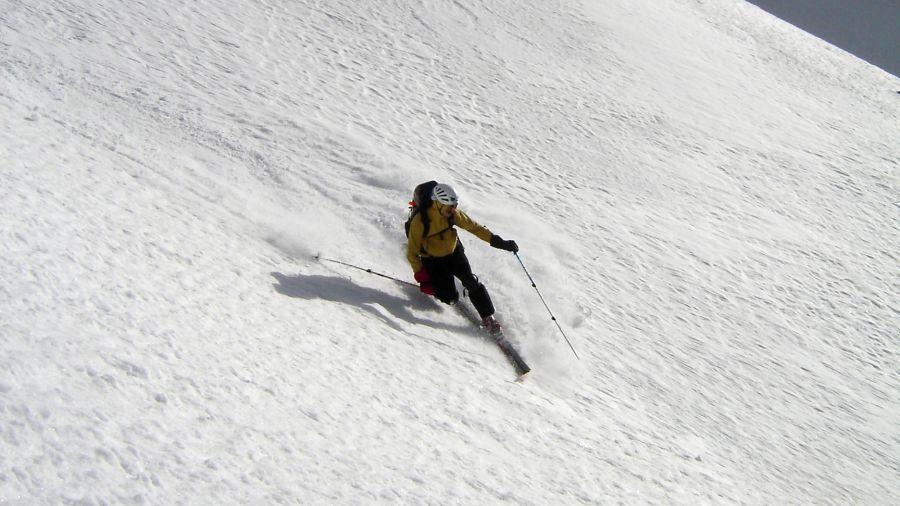 Ski et camping au Tadjikistan