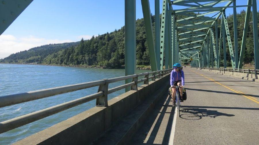 Prudence Bouchard : « Mon premier tour de roue en cyclotourisme »