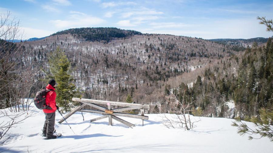 Le plein air autorisé cet hiver au Québec !