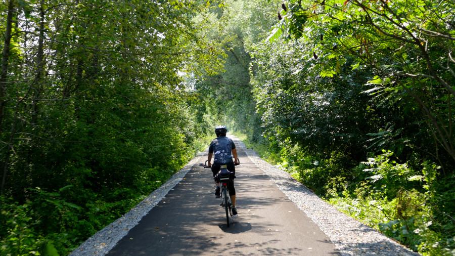 Waterfront Trail : Au fil du Saint-Laurent à vélo