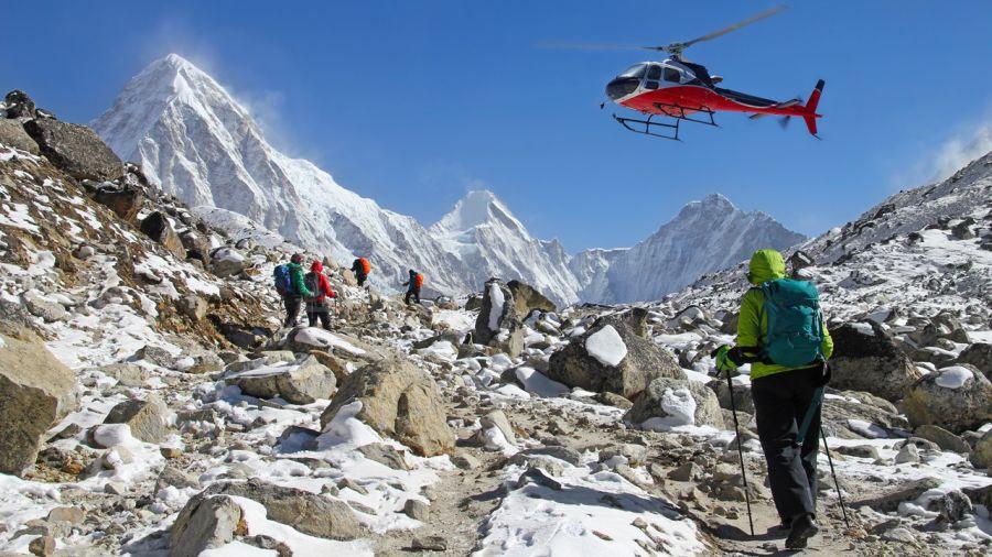 Un hypocondriaque à l'assaut de l'Himalaya