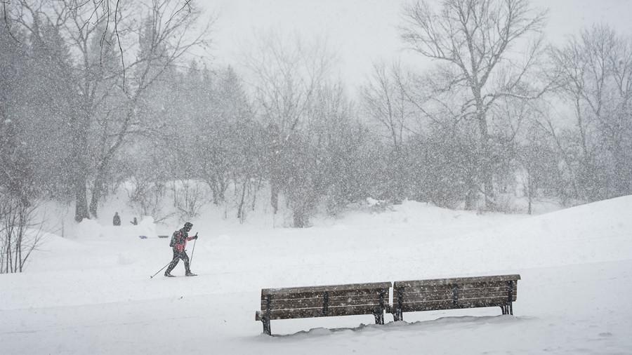 Jusqu'à 20 cm de neige sur le sud et sud-est du Québec