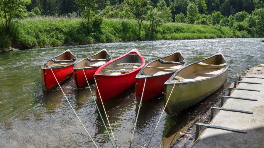 Destination canot: Rivière Missisquoi