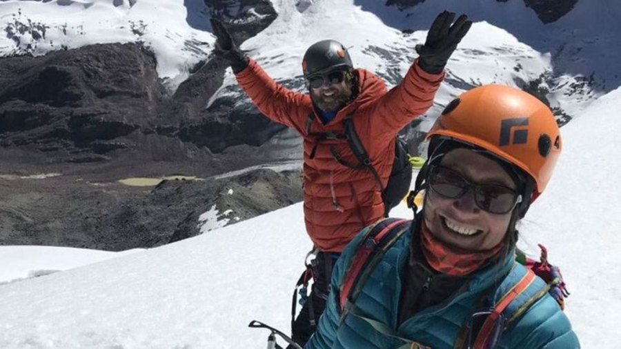 L'alpiniste Grégory Slogar finalement sauvé au Pérou