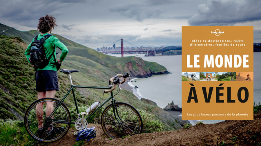 Livre : Le monde à vélo