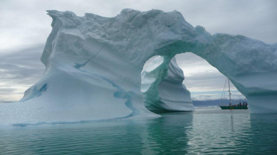 Gaspé–Inuvik : l'Arctique canadien à la voile
