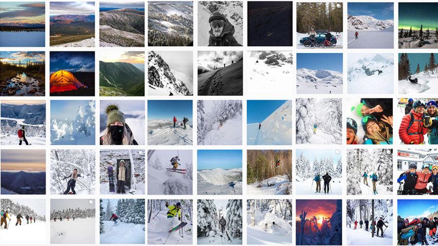 Instagram : 7 comptes de hors-piste à suivre au Québec