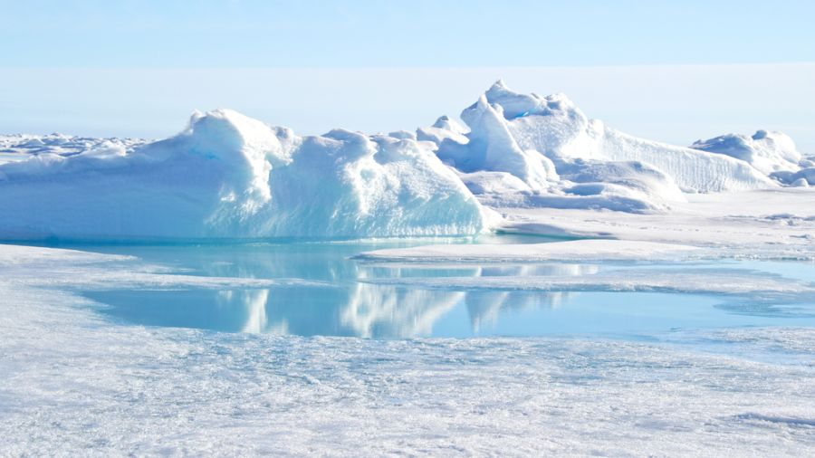 Les marathons les plus fous : Marathon du Pôle Nord