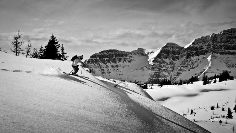 Banff : Ski hors-piste
