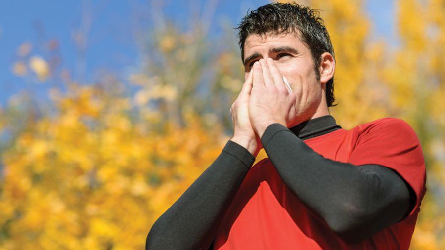 L'anaphylaxie alimentaire : allergique à l'effort?