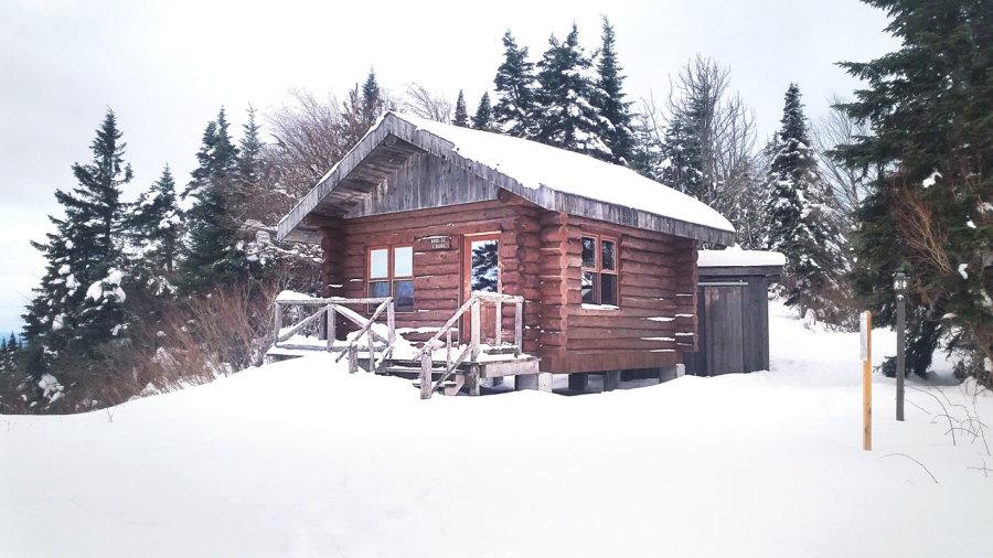 Refuge express : 2 jours au parc régional de la Montagne du Diable