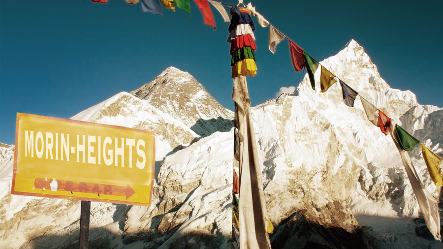 Grimper l'Everest… à Morin-Heights?