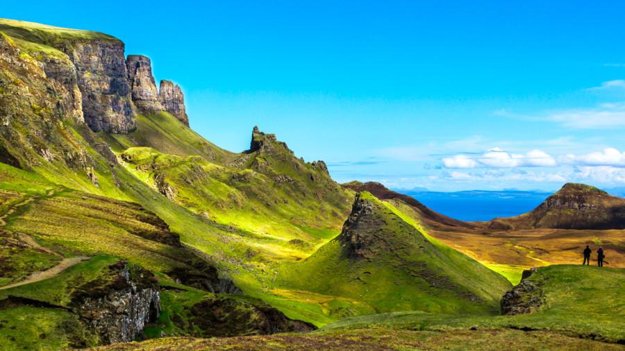 Munro bagging : l'art de collectionner les sommets d'Écosse