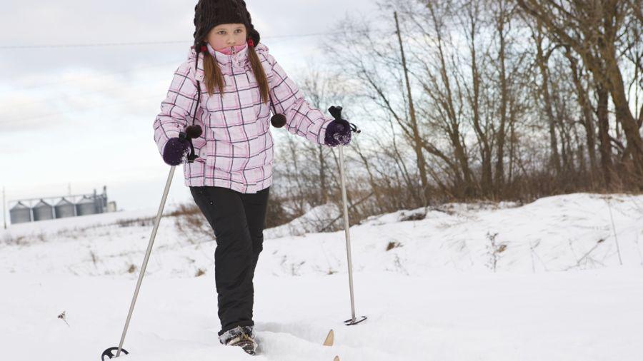 Le ski de fond en famille… c'est possible!