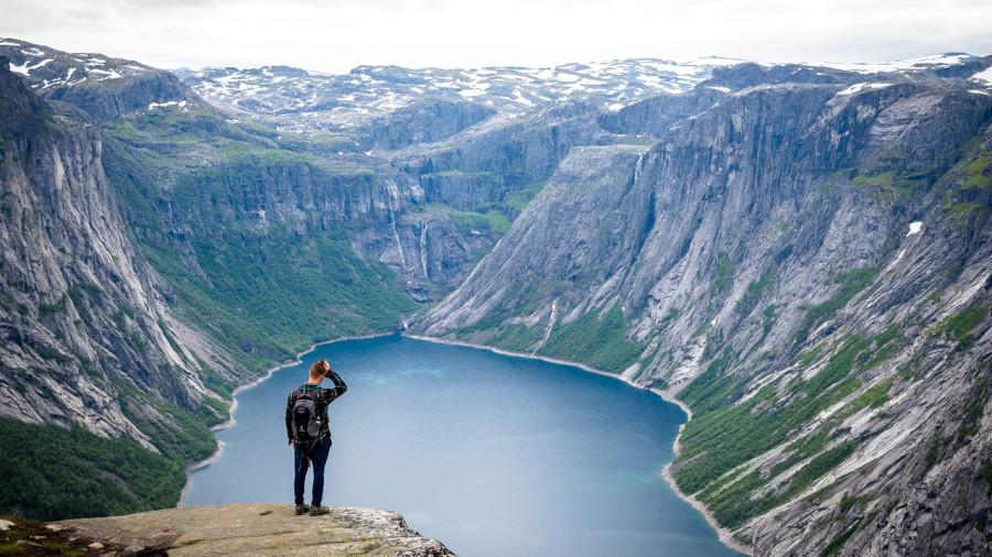 4 choses à (ne pas) faire pour réduire son empreinte écologique en randonnée