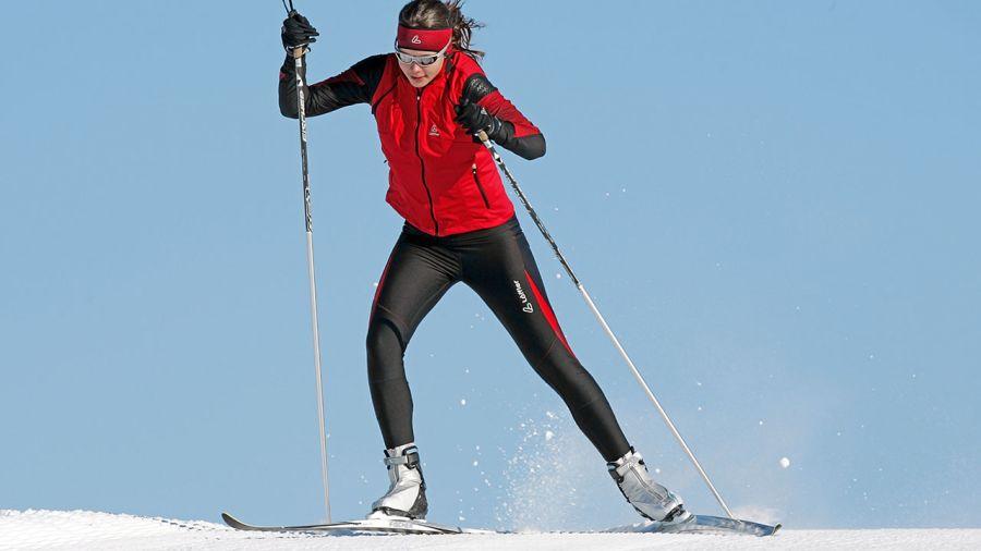 Être actif sur la neige… ça se prépare!