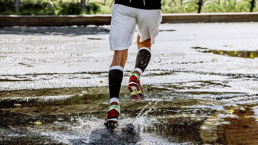Les bas de compression: quels sont les avantages pour les sportifs?