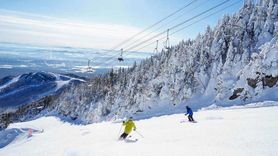 Saison 2020-2021 de ski au Québec : un succès, malgré tout