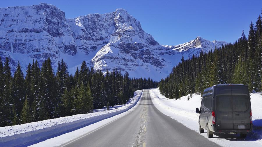 Nomades des neiges : la vanlife, même en hiver