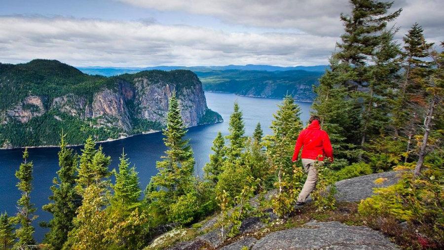 Les plus belles randonnées du parc national du Fjord-du-Saguenay