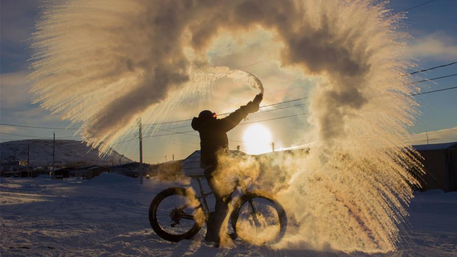 7 équipements parfaits pour le fatbike en hiver