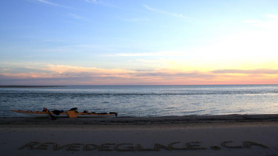 Rêve de Glace : 60 jours en kayak de mer dans l'Arctique canadien