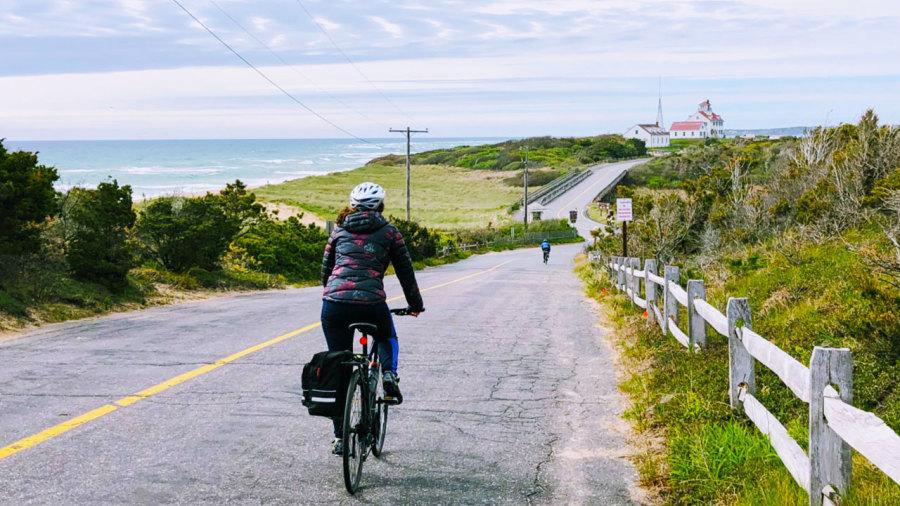 4 itinéraires pour découvrir Cape Cod à vélo