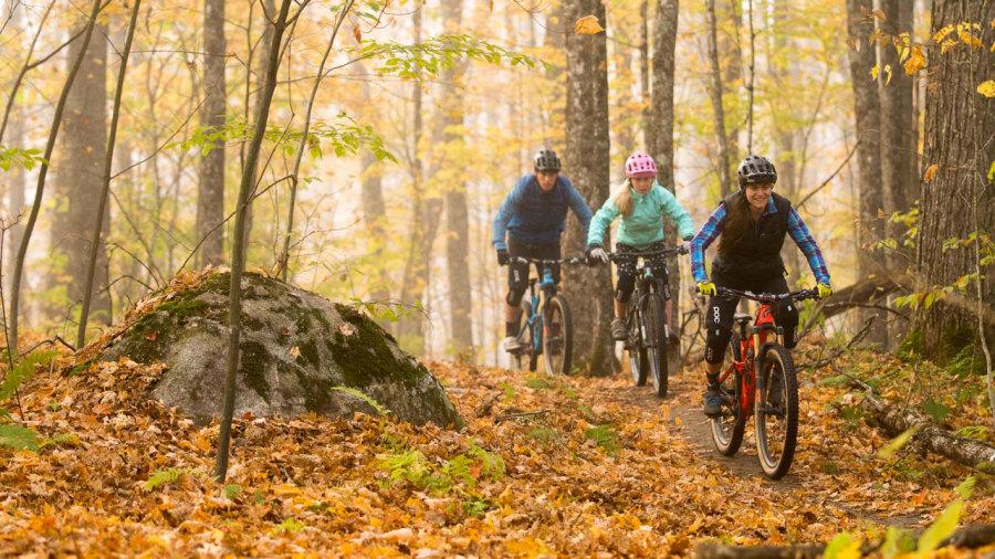 Vermont : La belle histoire des Kingdom Trails